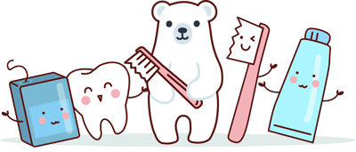 dentist cartoon characters