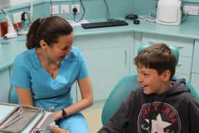 Childrens' Dentist in Derbyshire